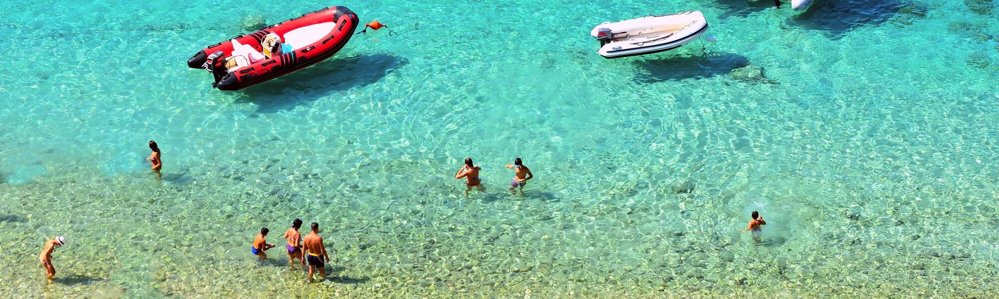 Vacanza in Residence con navetta per Isole Tremiti da Peschici