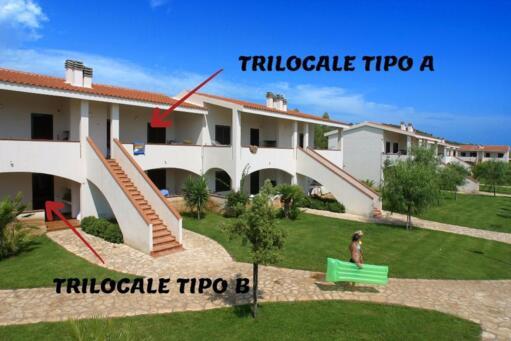 Offerta settimanale per appartamenti trilocale a Luglio