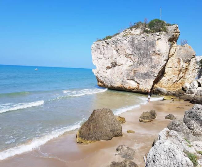 Baia Jalillo - Spiagge più belle del Gargano - Peschici