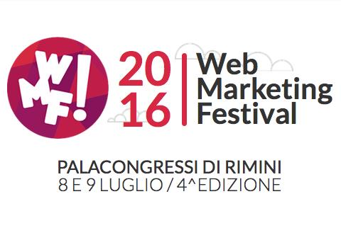 WMF - Web Marketing Festival