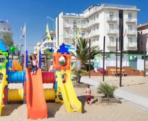 Offerta Hotel sul Mare a Settembre con Bimbi Gratis