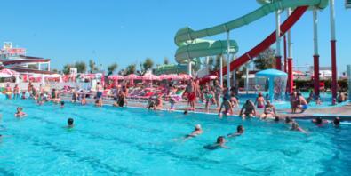 Offre tout compris du mois d'août à l'hôtel Rimini Beach