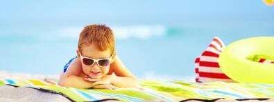 Vacanza con bambini al Mare a Giugno