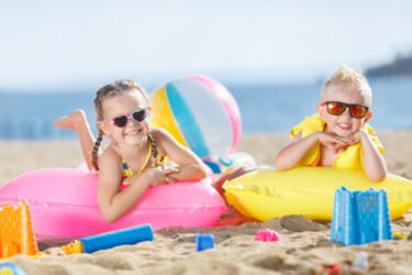 Offer Hotel on the Sea in September with Children Free