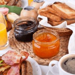 Wirtschaftliches Angebot Zimmer und Frühstück im Hotel Tre Stelle Rimini