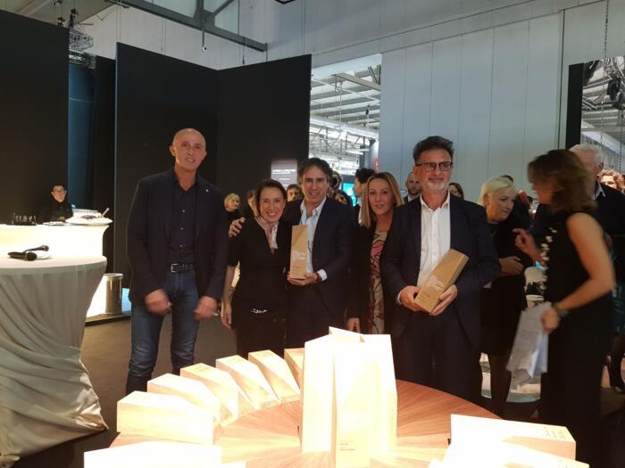 L'Hotel Alba Palace vince il premio Internazionale di Architettura e Design promosso da IN/ARCH