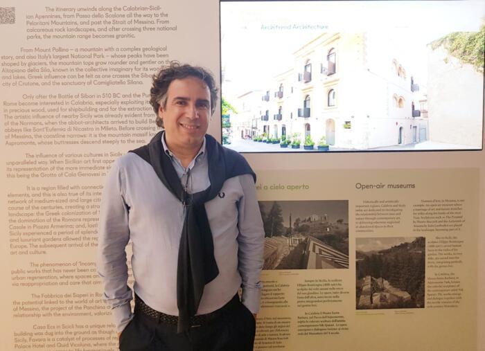 L'ALBA PALACE HOTEL DI FAVARA ALLA BIENNALE DI VENEZIA 2018
