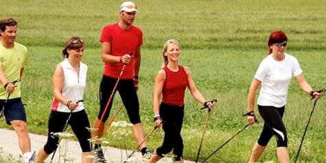 SPECIALE SETTIMANE NORDIC WALKING CAMPING VILLAGE MISANO 2019