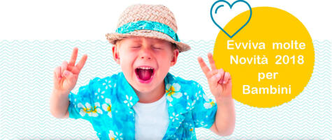 NEWS 2020 - DISCOVER ALL THE NEWS FOR CHILDREN THAT YOU'LL FIND FOR SUMMER 2020 AT OUR CAMPING