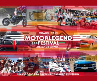 NOUVEAU FESTIVAL MOTOR LEGEND 2019 - MISANO LES 26/27/28 AVRIL 2019 - BUNGALOW + PARKING GRATUIT
