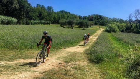 Percorsi Gravel bike a Misano Adriatico e dintorni.