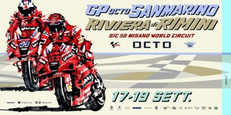 MOTOGP MISANO 2022 - 16-18 Settembre  - 15° Gran Premio Octo di San Marino e della Riviera di Rimini Misano World Circuit Marco Simoncelli ITALY