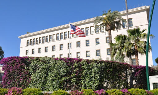 Are you looking for an hotel near the American Embassy in Rome?