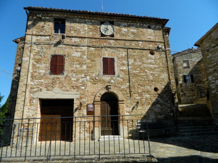 Il Castello di Avacelli
