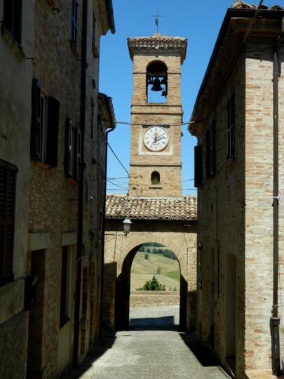 Il Castello di Piticchio