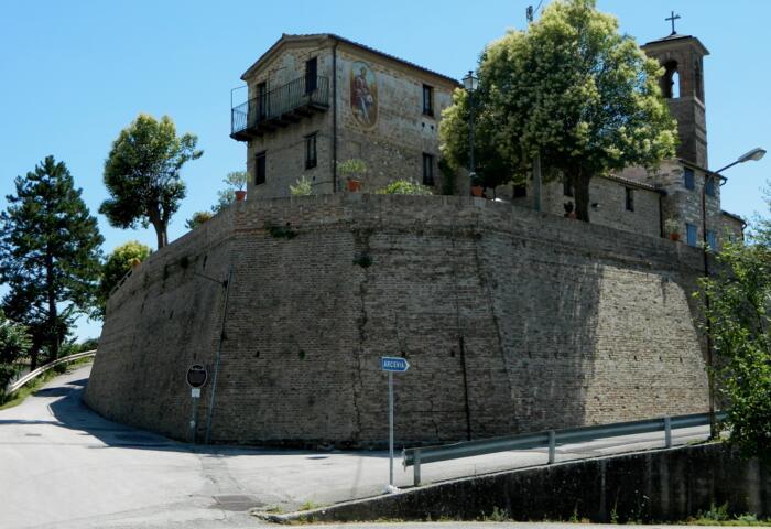 Il Castello di San Pietro in Musio