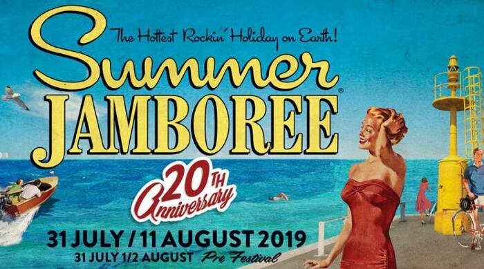Offer Hotel Summer Jamboree with shuttle service