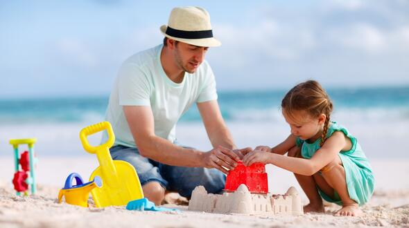 End of July - early August in Rimini with child under 10 years stays free