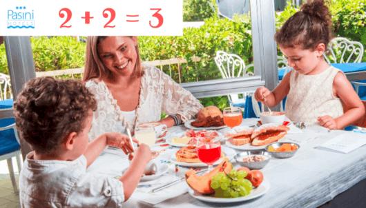 Offerta vacanze in famiglia: la tua estate a Cesenatico!