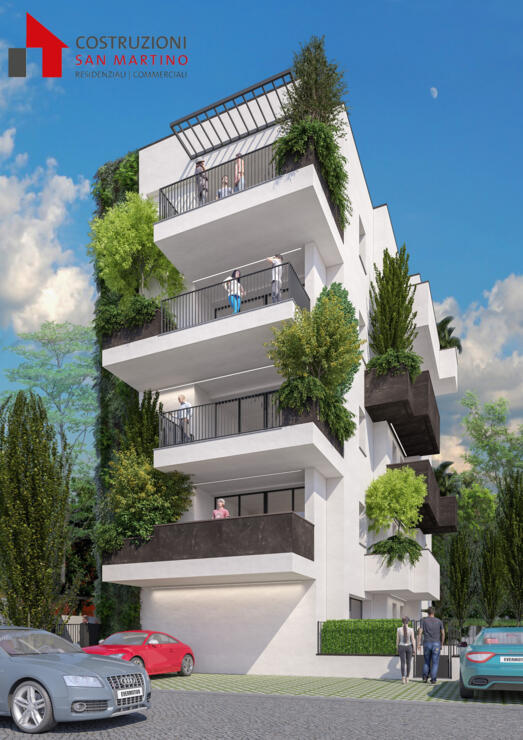 RESIDENZA GREEN TOWER - APPARTAMENTO PIANO TERRA