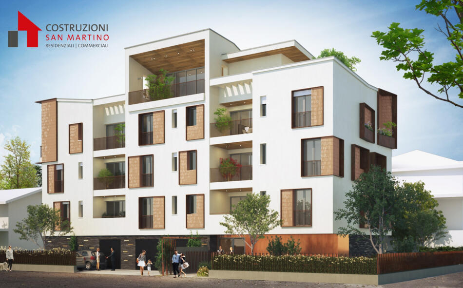 Residenza Rèmin House - Appartamento Tipologia D