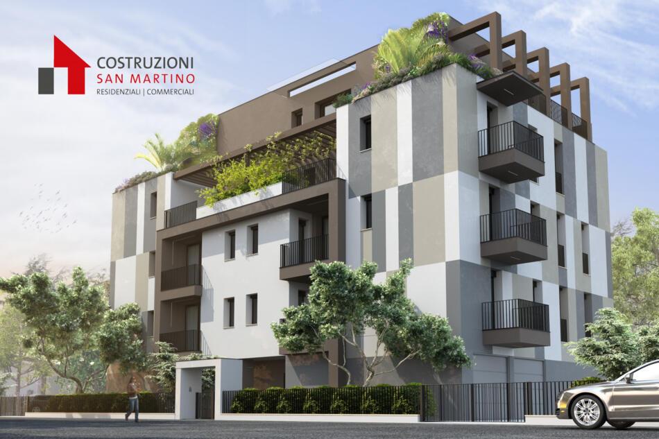 Residenza Duse - Appartamento Tipologia B