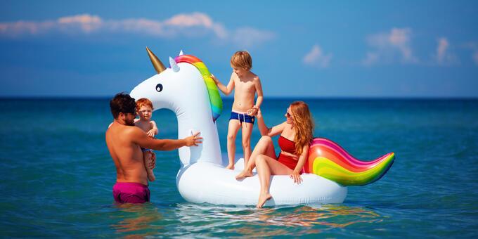 Vacanze di inizio agosto al mare