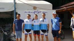 Sauro e Silvo CAMPIONI SAMMARINESI MTB 2017