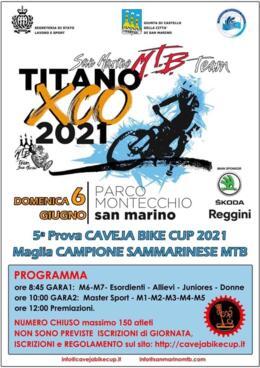 TITANO XCO 2021