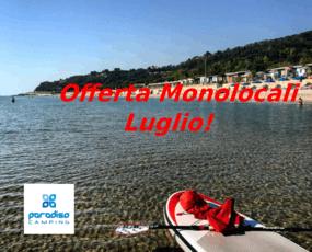OFFERTISSIMA MONOLOCALI LUGLIO!