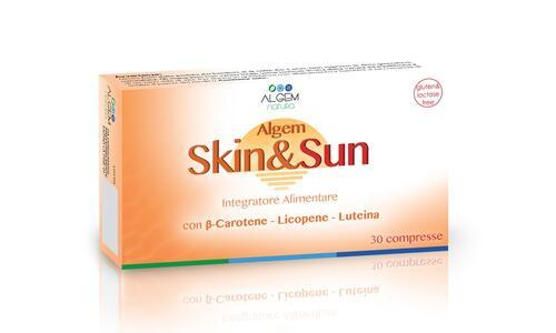 Algem Skin&Sun: il tuo attivatore e protettore naturale