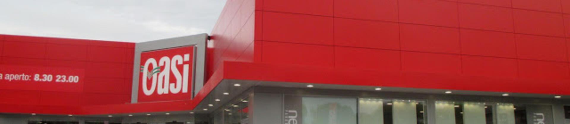 Oasi è l'ipermercato più grande di Roseto