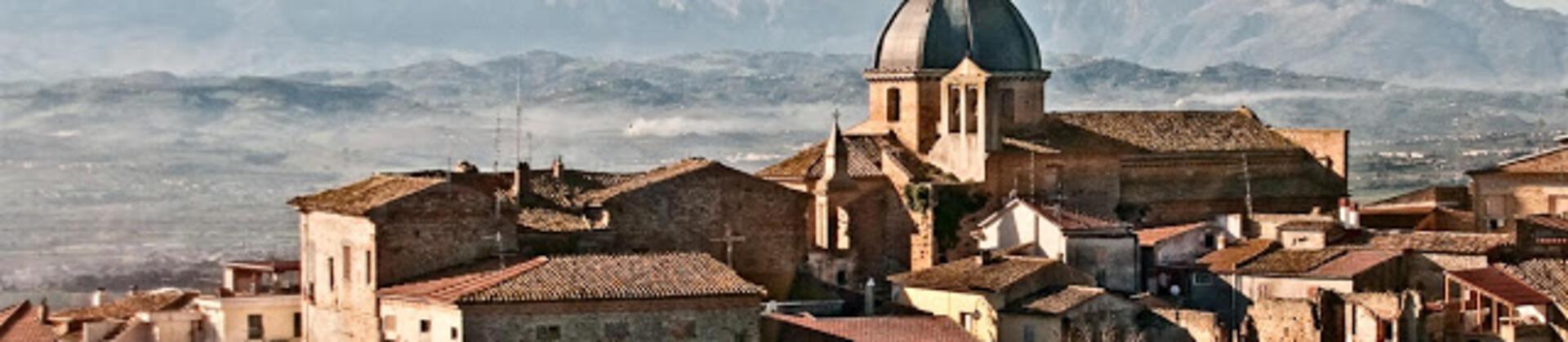 Montepagano borgo medioevale di Roseto degli Abruzzi