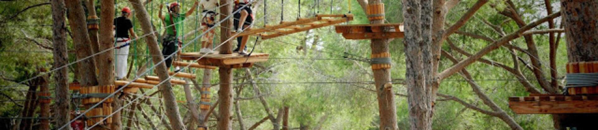 Adventure Park Cerrano a Pineto