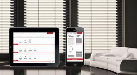 INTERNORM – Gestione domotica I-TEC Smartwindow