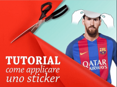 How to apply wall stickers to wall