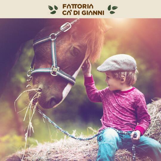 Giornate a cavallo: Maneggio di Cà di Gianni