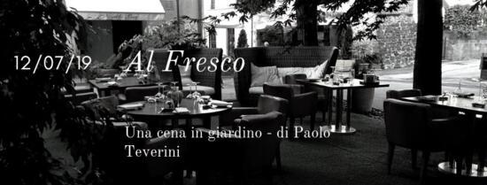 Al Fresco: Una cena in giardino di Paolo Teverini