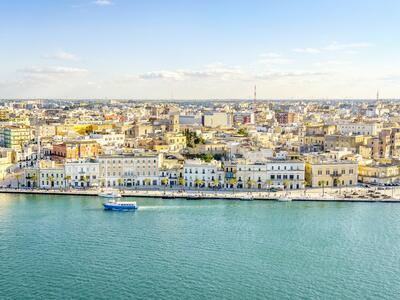 Offerta soggiorni brevi a Brindisi in hotel 4 stelle