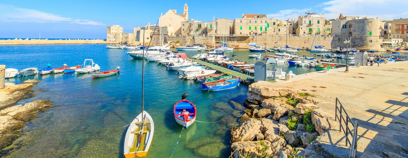 Offer for May by 4-star hotel in Trani