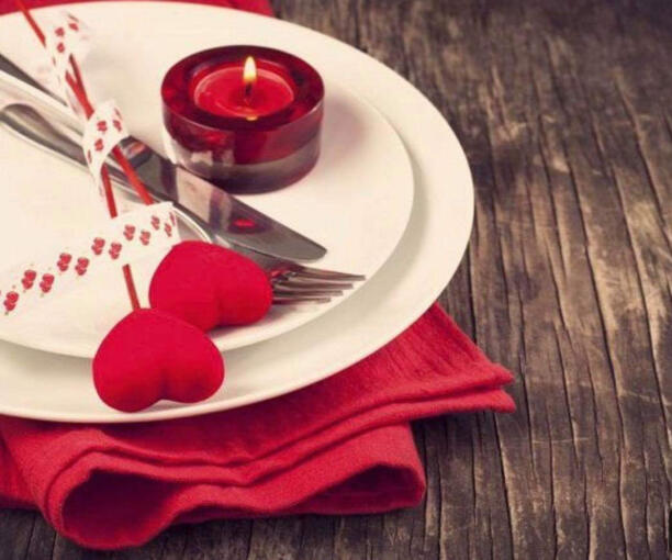 Valentine's Day offer: dinner in a farmhouse and overnight stay