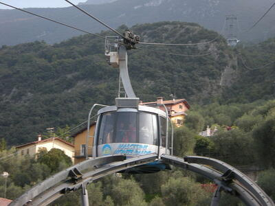 Special offer: stay at Riva del Garda hotel with cable car ride