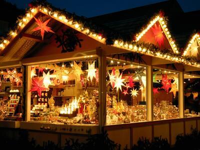 Promozione soggiorno in BB in occasione dei mercatini di Natale di Riva del Garda
