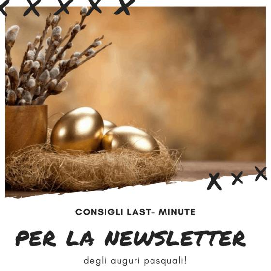 Newsletter last- minute