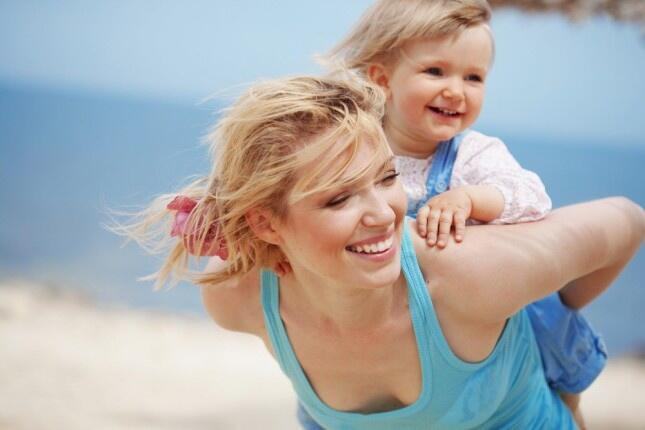 Offerta Genitori Single con Bambino
