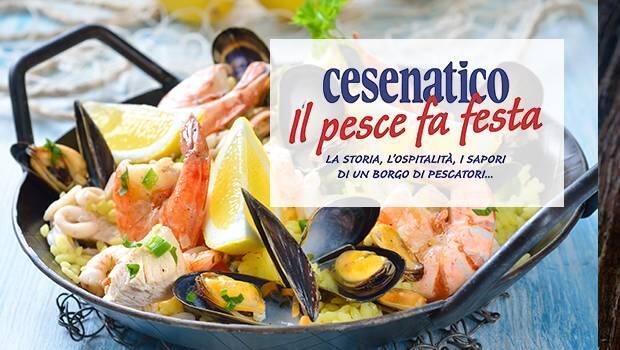 Il pesce fa festa a Cesenatico 2018
