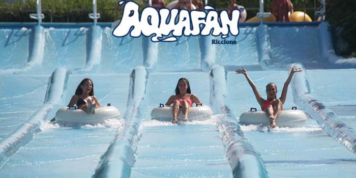 Offerta Aquafan biglietti e Hotel