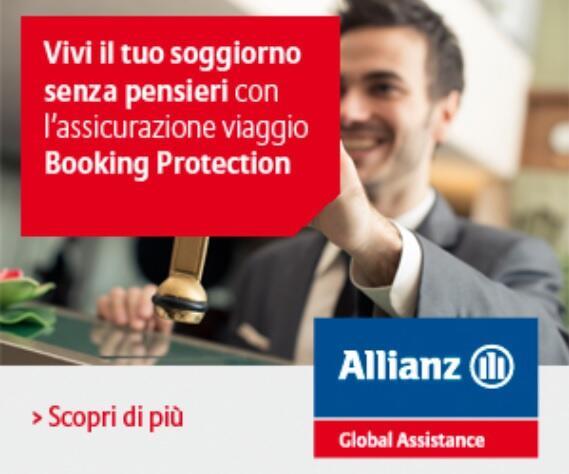 Vacanze a Rimini assicurate con Allianz