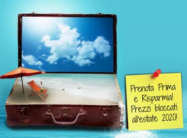 OFFERTA PRENOTA PRIMA VACANZE A RIMINI ESTATE 2021!
