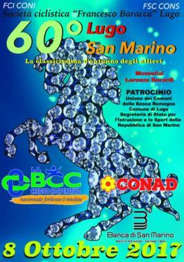 60a Lugo – San Marino La classica d'autunno degli allievi